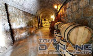 Hầm rượu Debay Bà Nà Hills