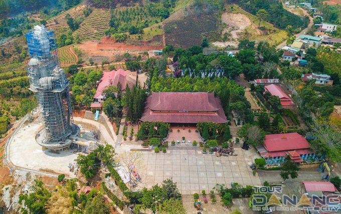 Giá vé chùa Linh Ẩn Đà Lạt