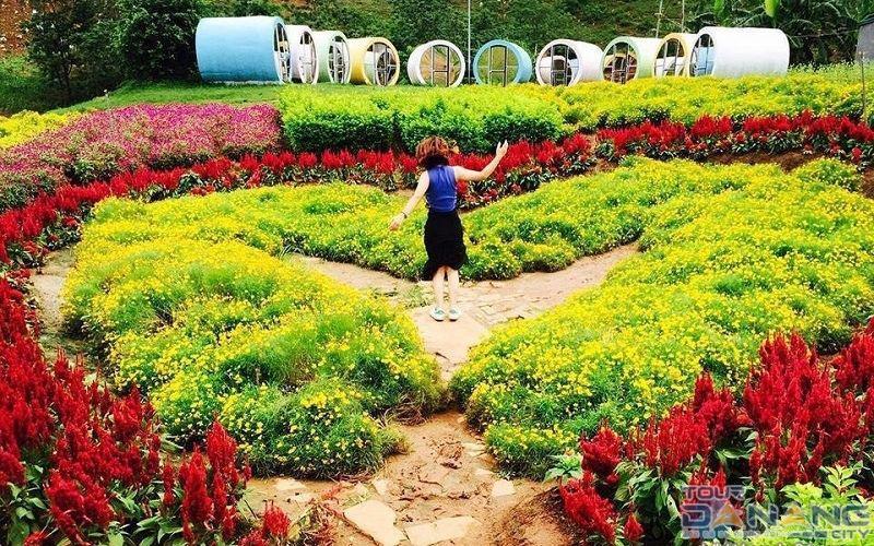 Moc Chau Happy Land