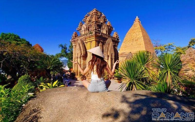 Công trình kiến trúc cổ tuyệt đẹp tại Nha Trang
