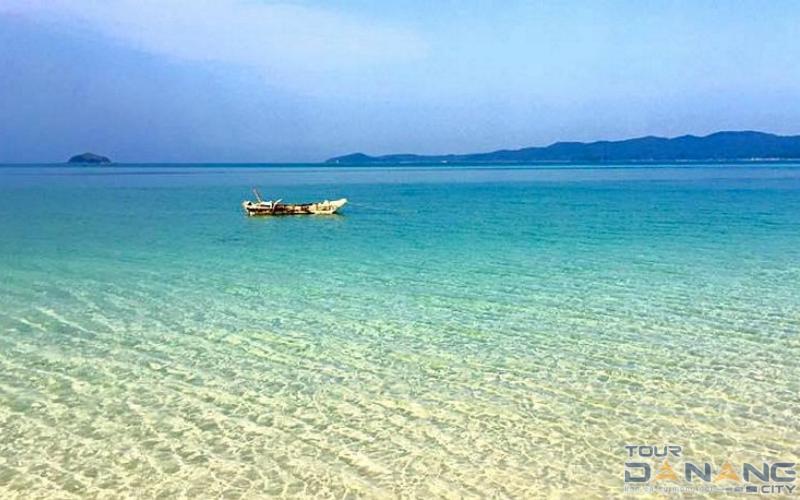 Cách đi đến đảo Cô Tô con?
